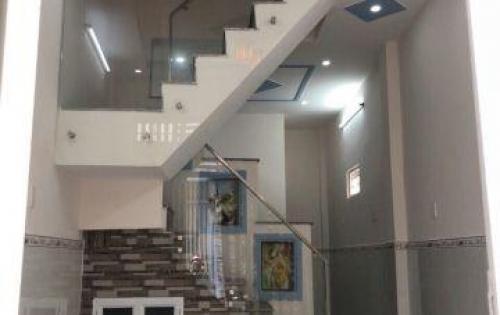 Cần bán gấp nhà 1 sẹc Đỗ Nhuận,Tân Phú 3x10m, 1Trệt 2lầu đường 4m giá 2,65ty LH:0938971316