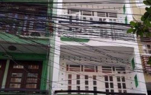 Nhà Hẻm 10m khu nội bộ Trịnh Đình Trọng, 3.6x15.2M. 1 trệt 3 lầu st