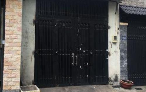 GẤP!!! BÁN 100m2 Nhà Mặt Tiền Hẻm 6m đường Nguyễn Súy, SHR giá 6.5 tỷ