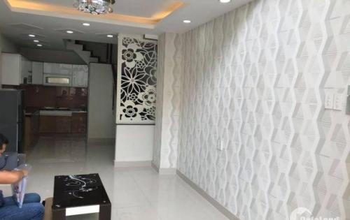 Nhà mới nở hậu đường Thoại Ngọc Hầu phường Phú Trung Tân Phú