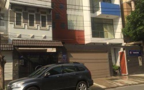 Bán biệt thự mặt tiền đường 16m DC8, Sơn Kỳ, Tân Phú. DT: 10m x 20m, 1 trệt + 2 lầu
