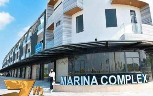 Nhà Phố Thương Mại-Biệt Thự Kiểu Mẫu Cho Cuộc Sống Hiện Đại-Marina Complex