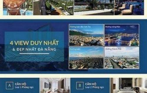 Căn hộ Sơn Trà Ocean View bàn giao sớm nhất Đà Nẵng, nhận nhà ngay đón tết 2019, LH 0934726177