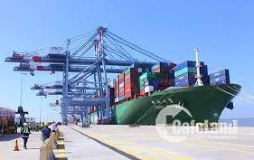 Chỉ 900 triệu là sở hữu nền đất khu trung tâm cảng Cái Mép, tiện làm văn phòng, DT: 100m2