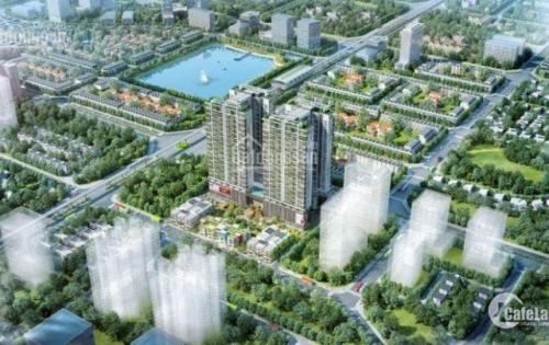 Suất ngoại giao căn 3pn 117.3m2 căn góc dự án 6th Element- Nguyễn Văn Huyên, bàn giao full nội thấ