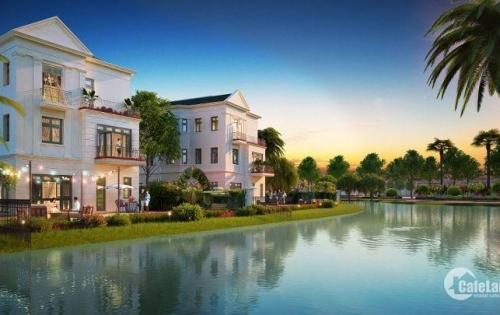 Biệt thự view hồ đẹp nhất  dự án Vinhomes Star City