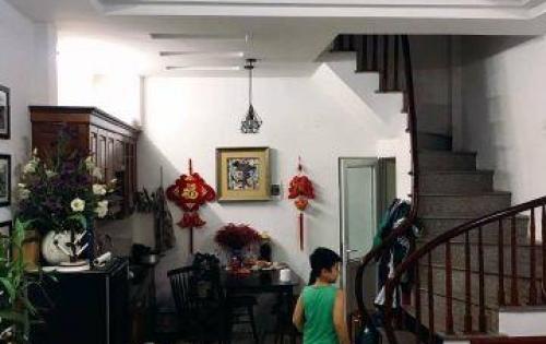 Bán nhà Tân Triều, nhà 30m2, 5 tầng, mặt tiền 4.2m, giá 2.48 tỷ, lh 0914423991.