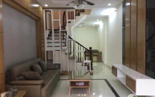 Nhà đẹp phố Khương Hạ, ôtô đỗ cửa, nhà 5 tầng giá 4,2 tỷ