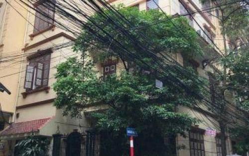 Biệt thự phố Quan Nhân, Thanh Xuân 90m2, 4 tầng, 17.2 tỷ.mt11m, lô góc.0943228039