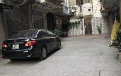 Bán nhà đẹp phố Khương Đình, DT 42m2, 5 tầng, ô tô đỗ cửa, 3.8 tỷ