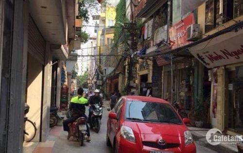 Thích hợp đầu tư, kinh doanh sầm uất, mặt phố Cự Lộc- Thanh Xuân 57m2-4 tầng- 5.7m mặt tiền. Giá 6.8 tỷ.