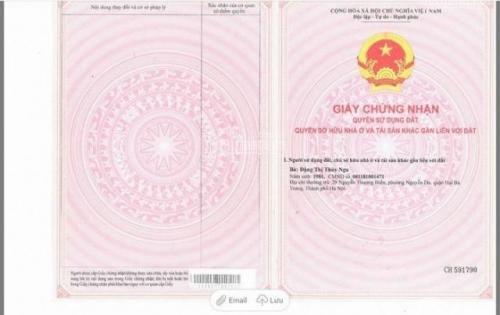 Cần tiền bán lô nhà đất mặt phố 103 Nguyễn Xiển, P. Thanh Xuân Trung, quận Thanh Xuân, Hà Nội