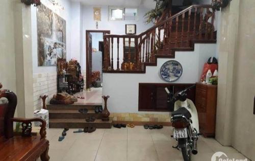 Bán nhà riêng đẹp Vương Thừa Vũ, 2 mặt thoáng, 55m2, 4 tầng, ngõ rộng