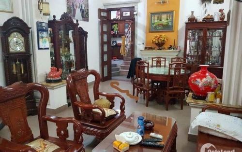 Siêu Phẩm để lại nội thất khủng toàn gỗ Hương 78m2, giá 6.6 tỷ Khương Trung