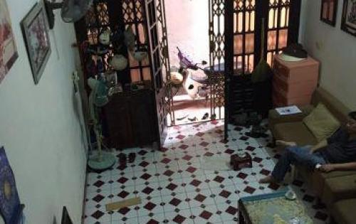 Cần bán gấp nhà ngõ 262 Nguyễn Trãi, Thanh Xuân 5 tầng giá 2.45 tỷ
