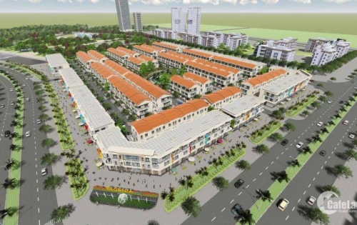 Centa City Hải Phòng- khu đô thị Bắc sông Cấm- mua nhà  Trung tâm hành chính mới Hải Phòng