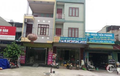 Bán nhà mặt phố kinh doanh buôn bán thuận lợi tại Đại Vi- Đại Đồng