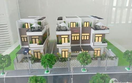 Bán nhà phố liền kề KDL Giang Điền, gần chợ, trường học thanh toán linh hoạt 18 tháng không lãi suất