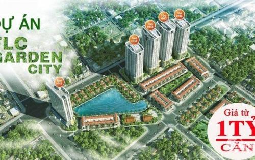 chung cư giá rẻ FLC đại mỗ nằm sát aeon mall hà đông,giá chỉ 1 tỷ