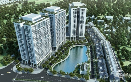 Bán cắt lỗ căn hộ view hồ điều hòa rộng 3000m2 dự án Hateco, liên hệ chính chủ 0966.480.901