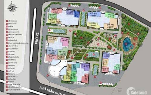Bán lô góc sàn thương mại dự án IRIS GARDEN - 50 triêu/m2 - LH:0975802804