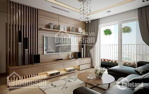 Chính chủ bán căn hộ  4 phòng ngủ lớn, giá 26.5tr/m2, chung cư mới khu vực Cổ Nhuế.