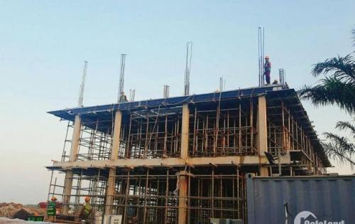Căn shophouse của dự án Belhomes Vsip, mặt tiền Hữu Nghị, 56m2. Giá 3.9 tỷ