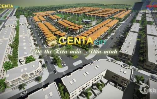 Bán Shophouse, nhà phố thương mại đẹp nhất KDT CENTA - Từ Sơn- Bắc Ninh