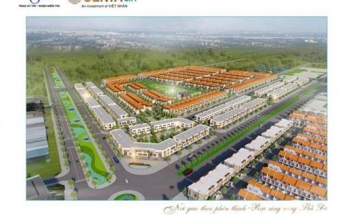 Cần bán Shophouse mặt phố đường rộng 26m,giá bằng giá nhà liền kề,DT 120 m2,XD 3 tầng: 3,2 tỷ/căn