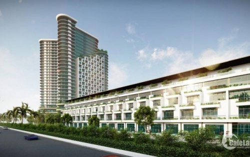 Bán suất ngoại giao căn góc 3 mặt tiền Nhà Phố Thương Mại Shouhouse Apec Marina Phú Yên, Cạnh Vicom