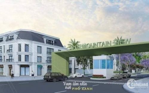 Cơ hội đặt mua dự án VCI mountain view với giá đợt 1