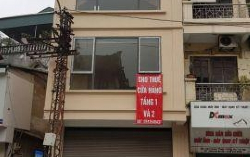 Cho thuê nhà cực đẹp mặt phố Kim Mã, Ba Đình, mặt tiền 5m, giá thuê 85 triệu/tháng