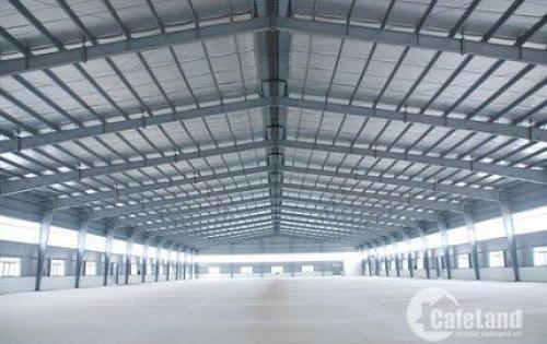 cHo thuê kho xưởng tiêu chuẩn tại Quán Gỏi Bình Giang, Hải Dương DT 5490m2 sổ dỏ chính chủ