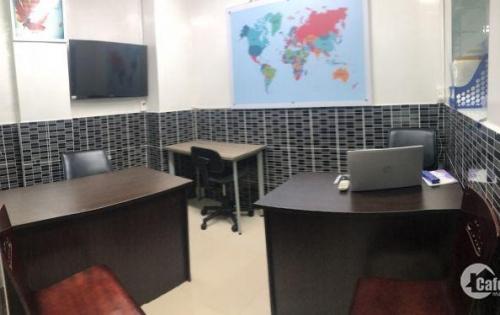 VP cực rẻ đầy đủ dịch vụ 12m2 vừa cho 3 4 người đường Lê Quang Định giá chỉ 3tr9. Full nội thất