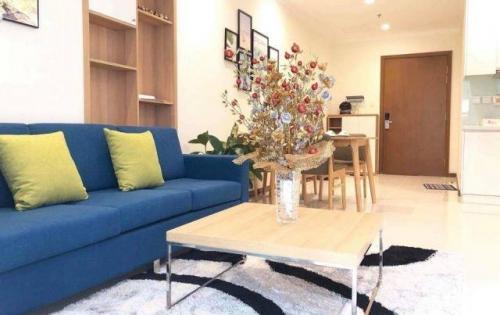 Cho thuê căn hộ Park 6 2PN,2WC tại Vinhomes Central Park tầng trung view đẹp LH:0931467772