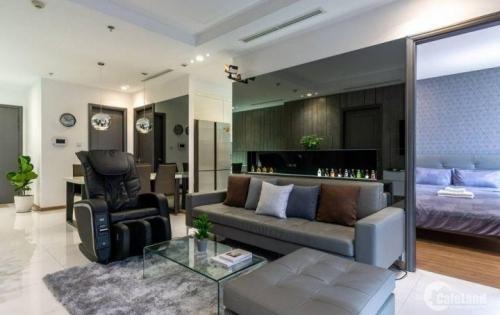 Căn hộ 2PN tại Vinhomes Central Park tầng cao khu Landmark nội thất mới hoàn thiện LH:0931467772