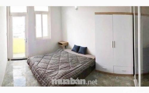 Chung cư mini cho thuê/căn hộ mini 30m2 full đồ mới 1PN Bình Thanh gần Q1,Q2 HCM