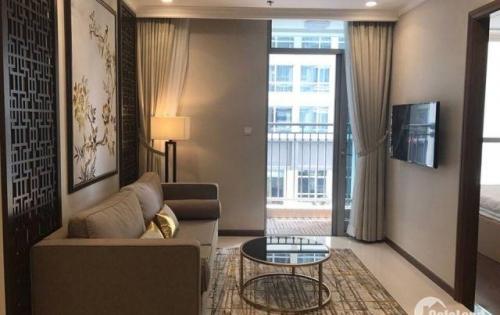 Cho thuê căn hộ 1PN full nội thất cao cấp dt 54m2 tại Vinhomes giá 19tr/tháng.LH:0943661866(Ms.Tuyền)(Zalo+Viber)