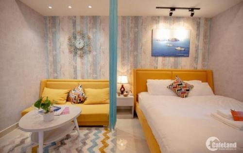Cho thuê căn hộ Vinhomes 1PN full nội thất 54m2 giá hấp dẫn 17tr/tháng.LH:0943661866(Ms.Tuyền)(Zalo+Viber)