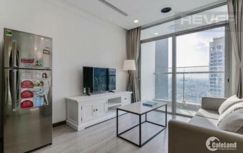 Cho thuê căn hộ 2PN,88 m2, nội thất cao cấp, quận Bình Thạnh (Vinhomes Central Park)