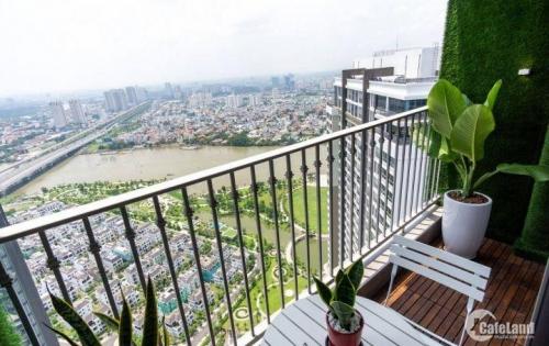 Cho thuê căn hộ Park 1 dự án Vinhomes Central Park - 3PN full nội thất giá 27tr/tháng.LH:0943661866(Ms.Tuyền)