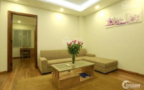 Cho thuê căn hộ dịch vụ, full nội thất cao cấp đường Trần Duy Hưng, Trung Kính gần bigc, Charmvit