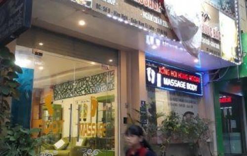 Cho Thuê Nhà Phố Nghĩa Tân, Dt 90 m2, Mt 5.3m. Giá 16tr
