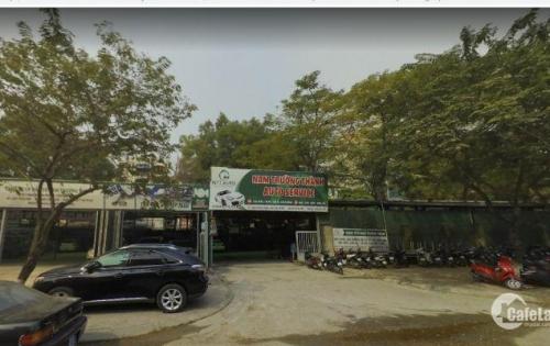 Cho thuê nhà mặt tiền 8M Nguyễn Văn Huyên, Quận Cầu Giấy
