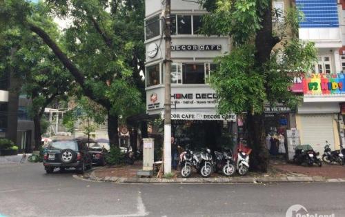 Chính chủ cho thuê nhà mặt phố Nguyễn Văn Huyên, Vị trí đắc địa, nhà mới xây, cực đẹp.