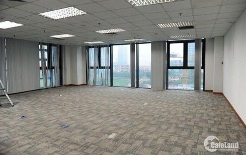 Cho thuê tầng 2 văn phòng 100m2 giá 20 triệu đường Nguyễn Văn Huyên