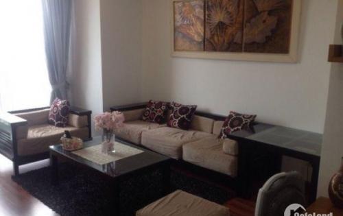 Cho thuê căn hộ 3 ngủ,90m khu Trung Kính,đủ nội thất giá 17 triệu/tháng