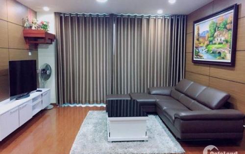 Cho thuê căn hộ 3PN khu Trung Hòa Nhân Chính