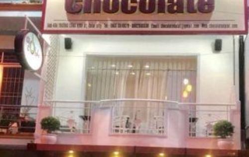 Cho thuê tổ hợp nhà hàng và homestay Trương Công Định, Phường 1