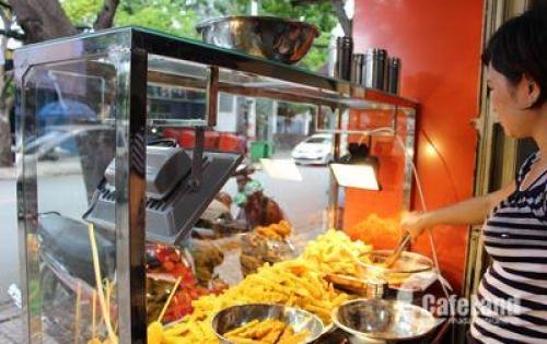Cần sang nhượng cửa hàng ăn uống 135 Trung Liệt Đống Đa, 30m2,giá 100 triệu
